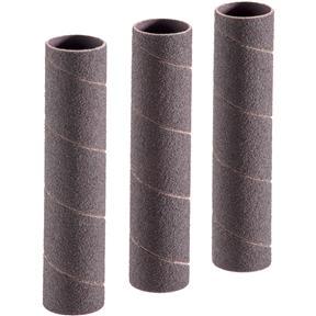 """1"""" Dia. x 4-1/4"""" A/O Hard Sanding Sleeve, 80 Grit, 3 pk."""