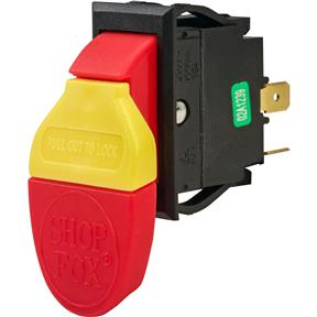Paddle Switch 125V/250V