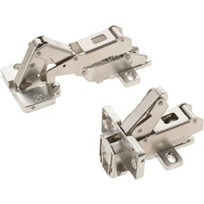 175 Euro-style Hinges, Half Overlay