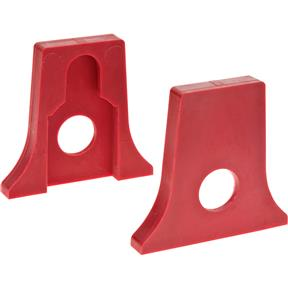 "Clamp Pads For 3/4"" Pipe Clamp"
