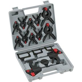 16 pc. Mini Clamp Set