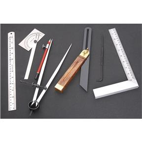 7 Pc. Woodworking Kit