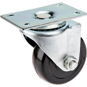 Hard Rubber Swivel Caster for D2057A/D2260A