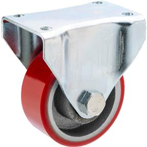 Hard Rubber Fixed Caster for D2057A/D2260A