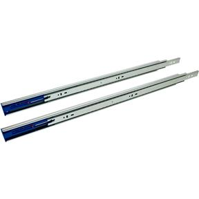 "24"" Push-to-Open Ball Bearing Drawer Slide"