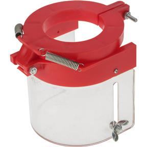 """Chuck Guard for 34"""" Bench-Top Radial Drill Press"""