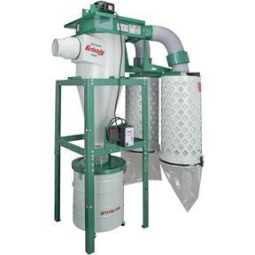 5 HP Cyclone Dust Collector