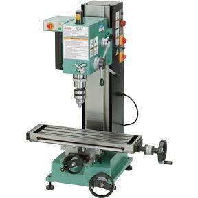 """6"""" x 22"""" 3/4 HP Mill/Drill"""