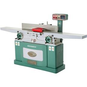 "8"" x 83"" Helical Cutterhead Jointer with Exclusive Digital Height Readout"