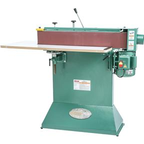 "6"" x 80"" Edge Sander w/ Wrap-Around Table"