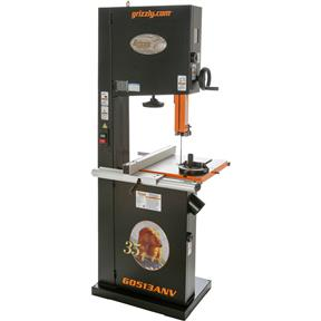 "17"" 2 HP Bandsaw - 35th Anniversary Edition"
