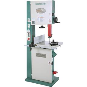 "17"" 2 HP Extreme-Series Bandsaw with Cast-Iron Trunnion & Foot Brake Micro-Switch"
