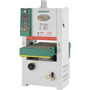 "18"" 5 HP Wide-Belt Sander"