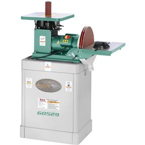 "Oscillating Spindle / 12"" Disc Sander"