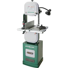 "14"" 1-3/4 HP Extreme Series Resaw Bandsaw"