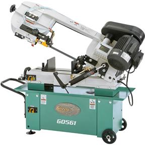 "7"" x 12"" 1 HP Metal-Cutting Bandsaw"