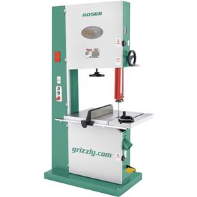 "24"" 5 HP Industrial Bandsaw"