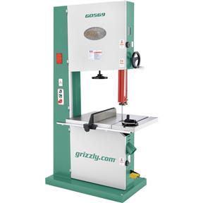 "24"" 7-1/2 HP 3-Phase Industrial Bandsaw"