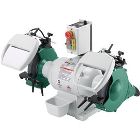 "8"" 1 HP Heavy-Duty Bench Grinder"