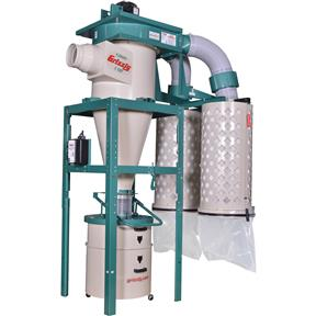 5 HP 3-Phase Cyclone Dust Collector
