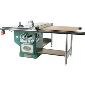 "12"" 5 HP 220V Extreme Table Saw"