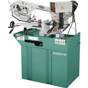 "6"" x 9-1/2"" 1-1/2 HP Swivel Metal-Cutting Bandsaw"