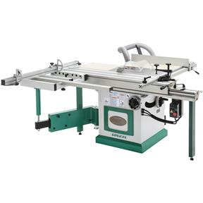 "10"" 5 HP Sliding Table Saw"