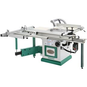 "10"" 7-1/2 HP 3-Phase Extreme-Series Sliding Table Saw"