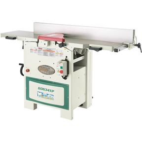 "12"" 5 HP Planer/Jointer with Helical Cutterhead-Polar Bear Series"