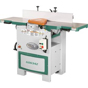 "12"" 5 HP Planer/Jointer with Spiral Cutterhead (Replaces G0634)"