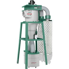 7-1/2 HP 3-Phase Cyclone Dust Collector