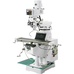 """9"""" x 48"""" 3 HP High Precision Variable-Speed Vertical Mill"""