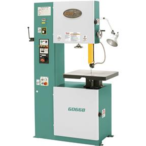 "20"" 2 HP Vertical Metal-Cutting Bandsaw"