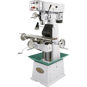 "8"" x 30"" 1-1/2 HP Variable-Speed Vertical Mill"