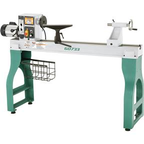 "18"" x 47"" Heavy-Duty Wood Lathe"