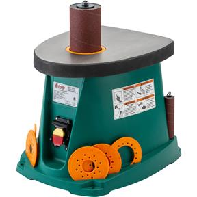 Benchtop 1/2 HP Oscillating Spindle Sander