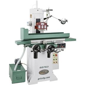 "6"" x 18"" Surface Grinder with 2-Axis Table Power Feed"