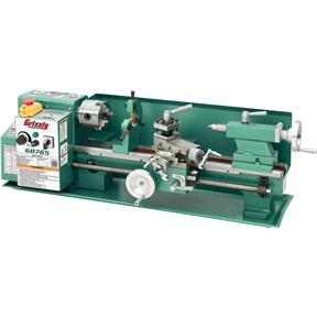 "7"" x 14"" Variable-Speed Benchtop Lathe"