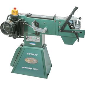 "4"" x 48"" 3-Phase Abrasive Tube Notcher"