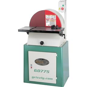 "20"" Heavy-Duty Disc Sander"