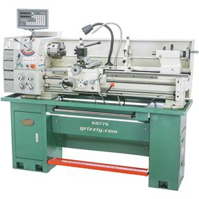 "13"" x 40"" Gunsmithing Lathe with DRO"