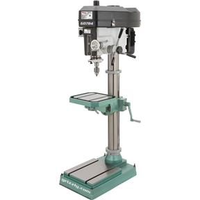"15"" Heavy-Duty Floor Drill Press"