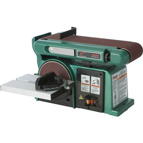 "4"" x 36"" Horizontal/Vertical Belt Sander with 6"" Disc"