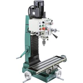 "8"" x 28"" 1 HP HD Benchtop Mill/Drill"