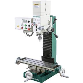 "8"" x 28"" 2 HP HD Benchtop Mill/Drill with Variable-Speed"