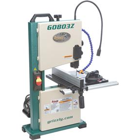 "9"" Benchtop Bandsaw with Laser Guide"