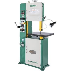 "18"" 2 HP Variable-Speed Vertical Metal-Cutting Bandsaw"