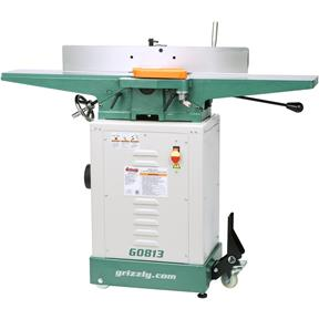 "6"" x 48"" Jointer with Economy Stand"
