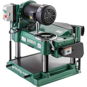 "15"" 3 HP Heavy-Duty Planer"