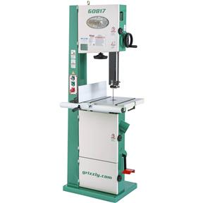 "14"" Super HD 2 HP Resaw Bandsaw with Foot Brake"